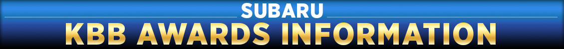 Find out about Subaru and Kelley Blue Book Awards for 2015 in Salt Lake City, UT