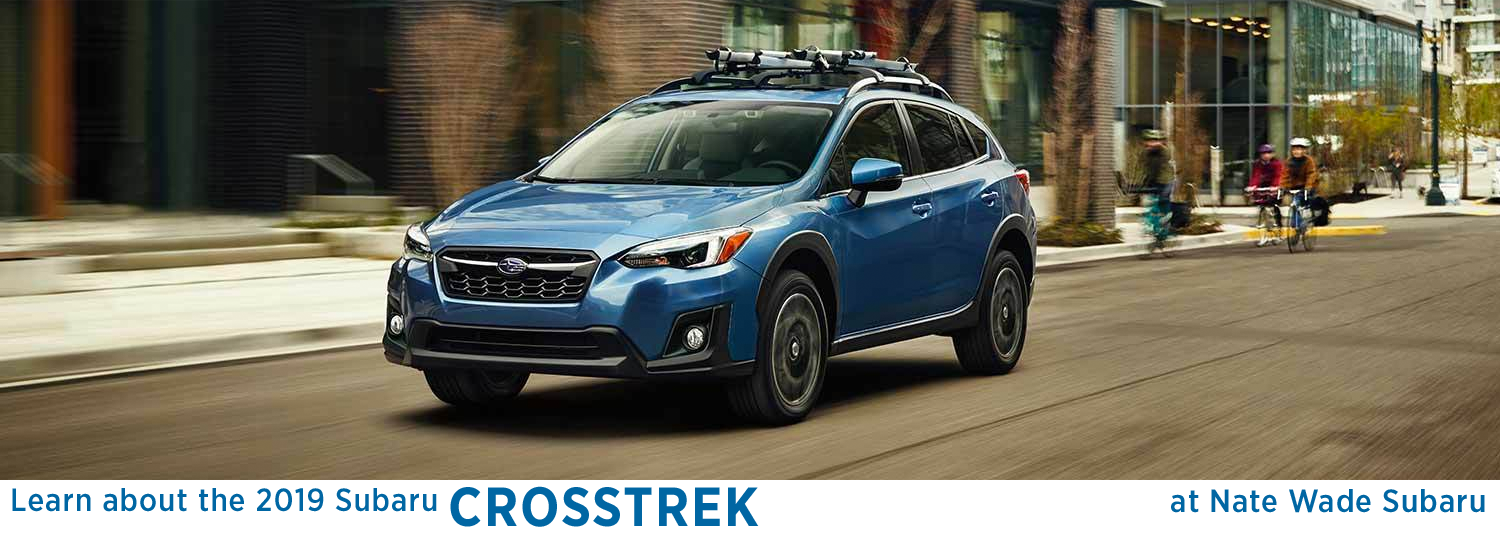 new 2019 Subaru Crosstrek Model Information