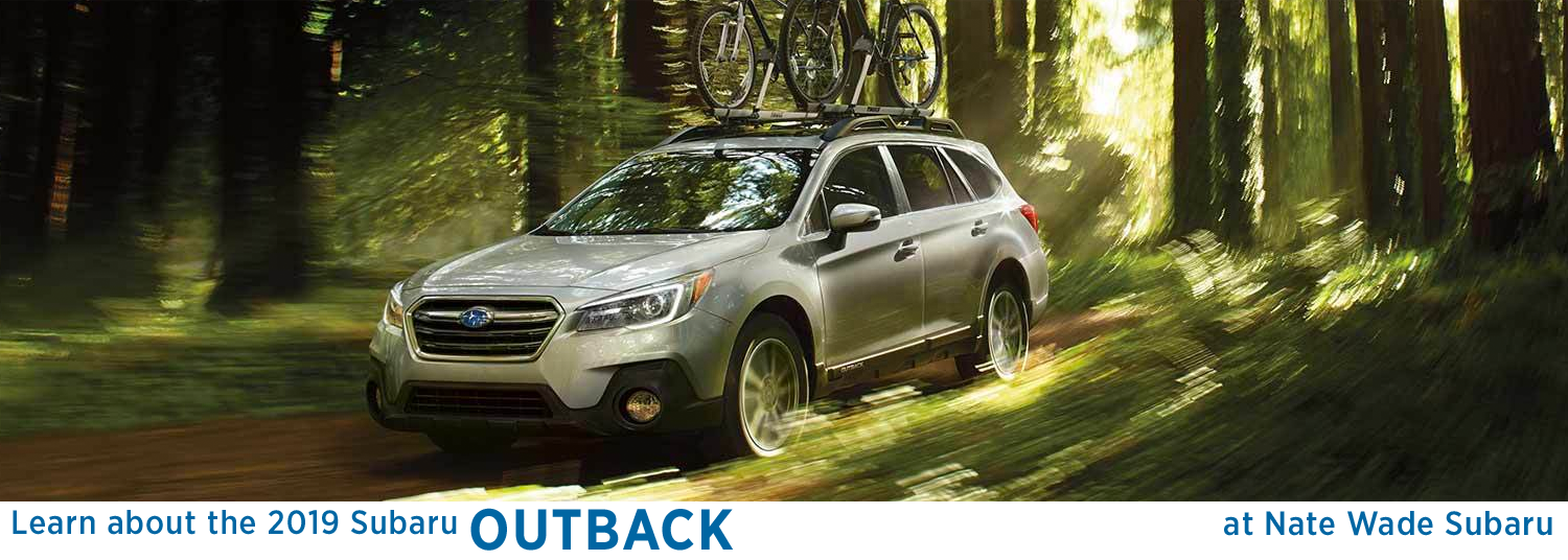 new 2019 Subaru Outback Model Information