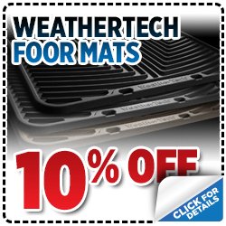 Click to view our WeatherTech Floor Mats parts special in Salt Lake City, UT
