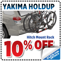 Click to view our Yakima Holdup Bike Rack parts special in Salt Lake City, UT
