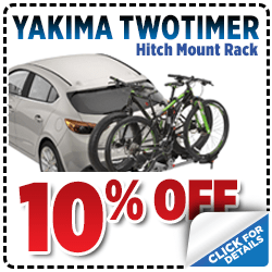 Click to view our Yakima TwoTimer Bike Rack parts special in Salt Lake City, UT