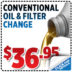 Click and save with this special Subaru service offer on a conventional oil and filter change service in Salt Lake City, UT