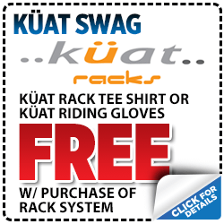 Click to view our Kuat Gear Parts Special at Nate Wade Subaru in Salt Lake City, UT