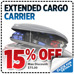 Click to view our Genuine Subaru Extended Cargo Carrier Parts Special at Nate Wade Subaru in Salt Lake City, UT