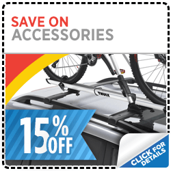 Click to view our Genuine Thule Bars and Racks Parts Special in Salt Lake City, UT