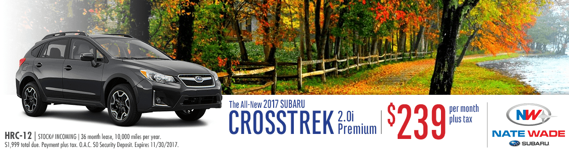 2018 subaru discounts.  discounts 2017 subaru crosstrek 20i premium lease special in salt lake city ut to 2018 subaru discounts