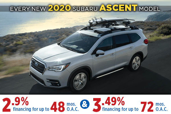 Subaru 0 Financing >> Subaru Finance Special Offers Salt Lake City Utah Low