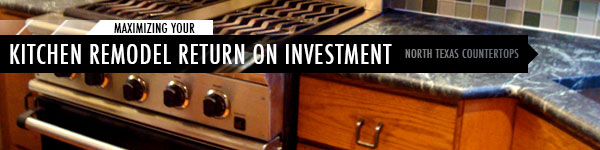 Get The Most Return On Investment Out Of Your Kitchen Remodel
