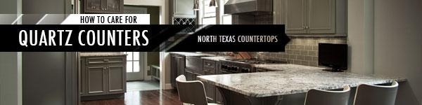 Quartz Countertop Cleaning U0026 Caring Tips, North Texas