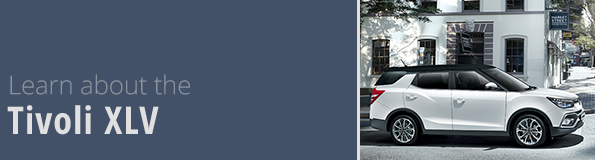 Click to learn more about the SsangYong Tivoli XLV at Waikato SsangYong, serving Hamilton, NZ