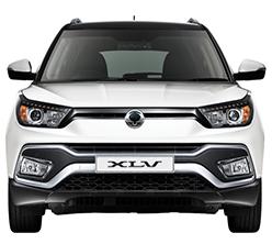 SsangYong Tivoli XLV Exterior Design - Front
