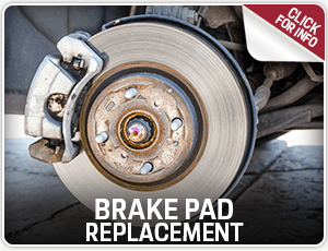 Browse our brake pad replacement service information at Porsche Chandler
