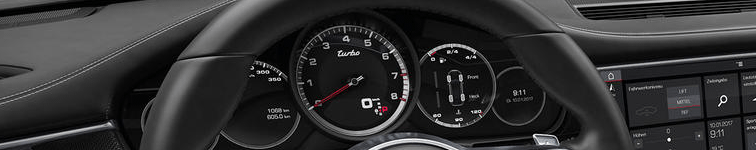 Speedometer Repair — Explaining Common Porsche Services in