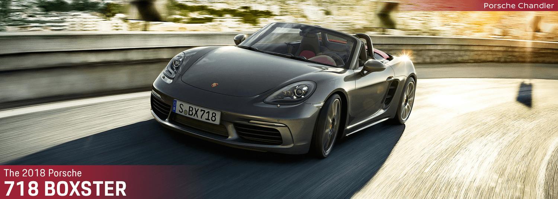 Performance Convertible For Arizona The 2018 Porsche 718
