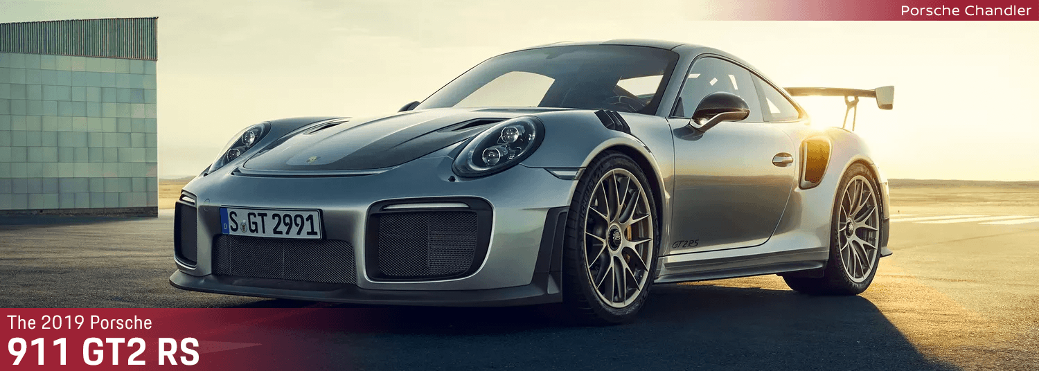2019 Porsche 911 GT2 RS model information in Chandler, AZ