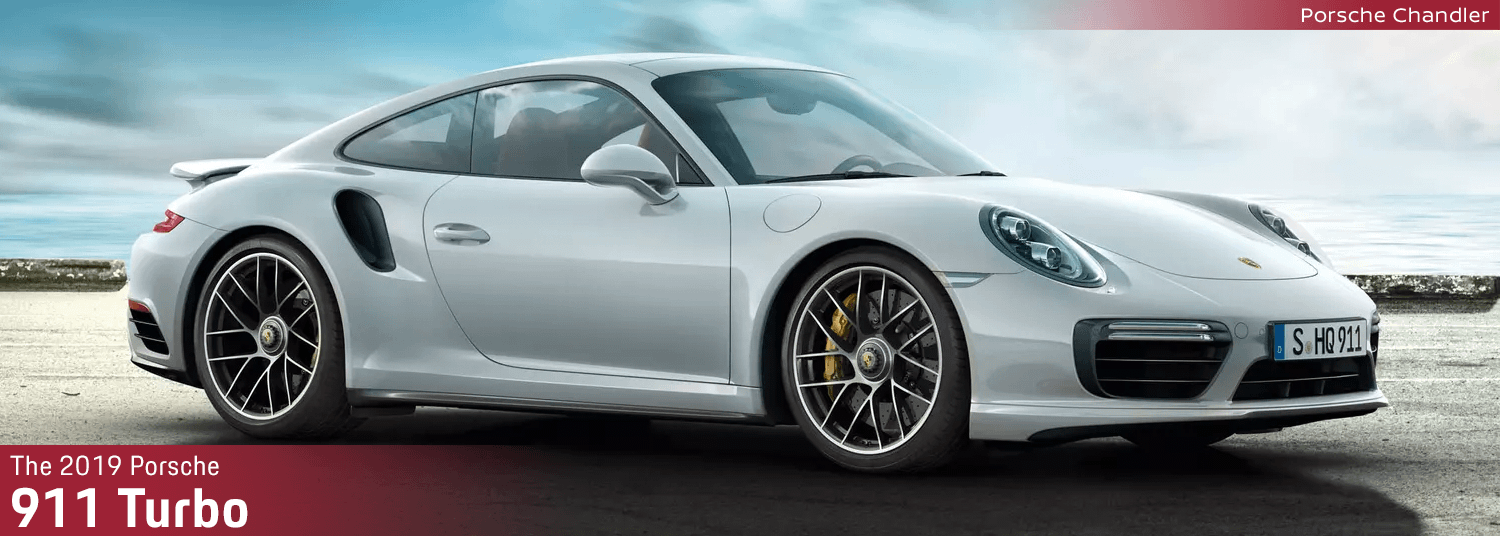 2019 Porsche 911 Turbo Model Information