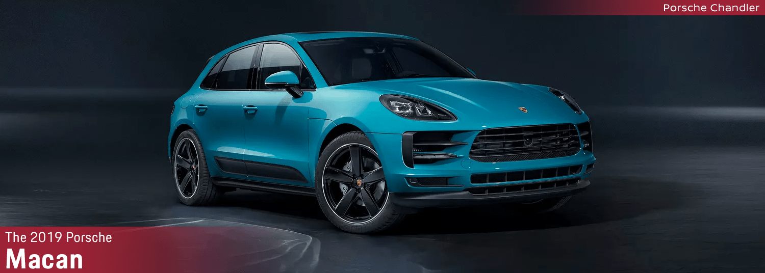 2019 Porsche Macan Performance Suv For Sale At Porsche Chandler