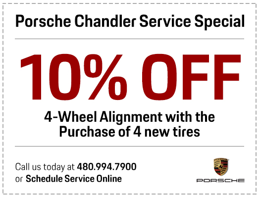 Save 10% Off On Our 4-Wheel Alignment Service Special in Chandler, AZ
