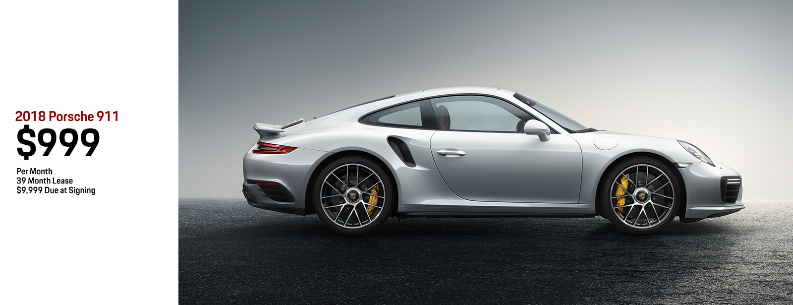 Save on your 2018 Porsche 911 monthly lease payment in Chandler, AZ