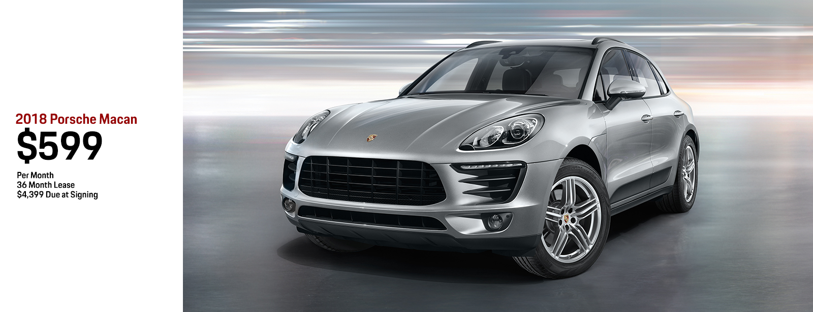 Lease a 2018 Porsche Macan for a Low Monthly Price in Chandler, AZ