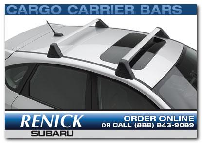 Los Angeles, Subaru, Roof Carrier Bars, Impreza, Accessories, Parts,  Specials