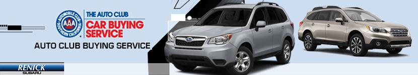 Renick Subaru Auto Club