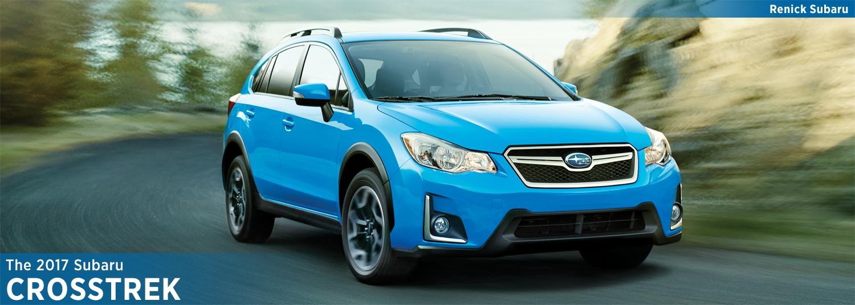 2017 Subaru Crosstrek Model Details & Features Information