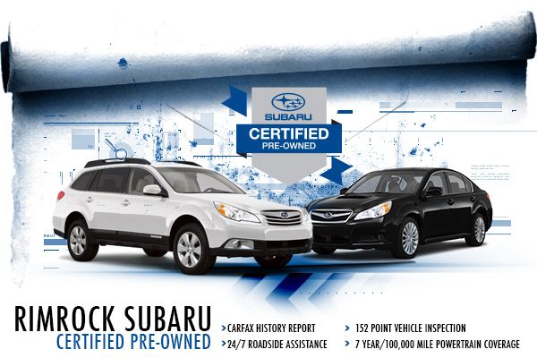 Billings Subaru Certified Pre-Owned Vehicles in MT