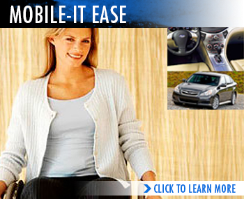 Subaru Mobile-it-Ease Program
