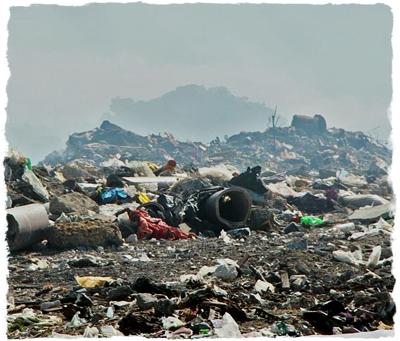 Subaru Zero  Landfill