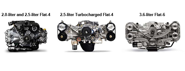 What Cars Come With A   Turbo Boxer Engine