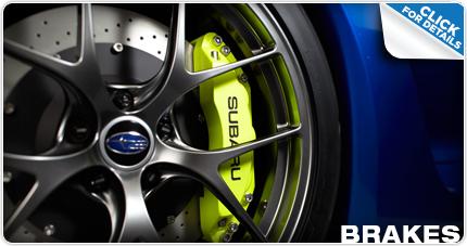 Genuine Subaru Brakes Sacramento, CA