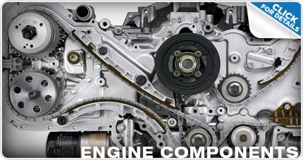Genuine Subaru Engine Components Sacramento, CA