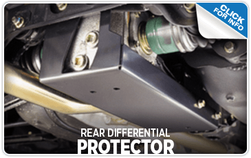 Learn more about the Rear Differential Protector at Shingle Springs Subaru serving Sacramento, CA
