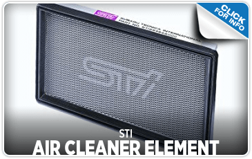 Learn more about the STI Air Cleaner Element at Shingle Springs Subaru serving Sacramento, CA