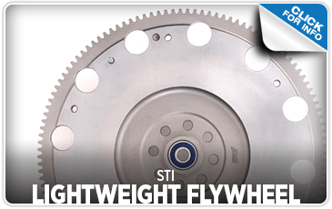 Browse our STI Lightweight Flywheel information serving Sacramento, CA