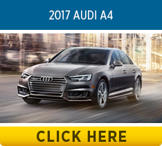 Click to view our 2017 Subaru Impreza & Audi A4 model comparison serving Sacramento, CA