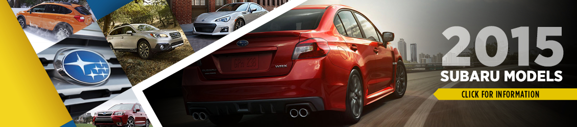 Click to Research Our 2015 Subaru Models Serving Sacramento, CA
