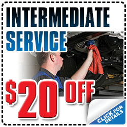 Click to learn more about this Subaru intermediate Service Special in Shingle Springs, CA