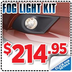 Click to view our Subaru fog light kit parts special serving Sacramento, CA