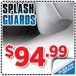 Click to view our Subaru splash guards parts special serving Sacramento, CA