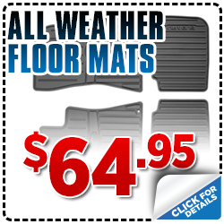 Click to save with our Subaru all weather floor mats parts special serving Sacramento, CA