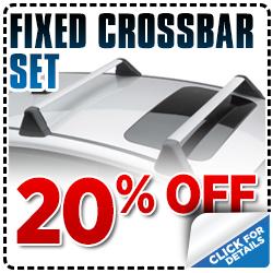 Click to save with our Subaru crossbar set parts special serving Sacramento, CA