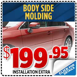 Click to save with our body side molding parts special at Shingle Springs Subaru serving Sacramento, CA