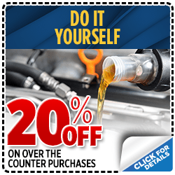 Click to save with our do-it-yourself parts special at Shingle Springs Subaru serving Sacramento, CA
