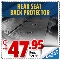 Click to save with our rear seat back protector parts special at Shingle Springs Subaru serving Sacramento, CA