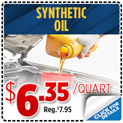 Click to save with our synthetic oil parts special at Shingle Springs Subaru serving Sacramento, CA