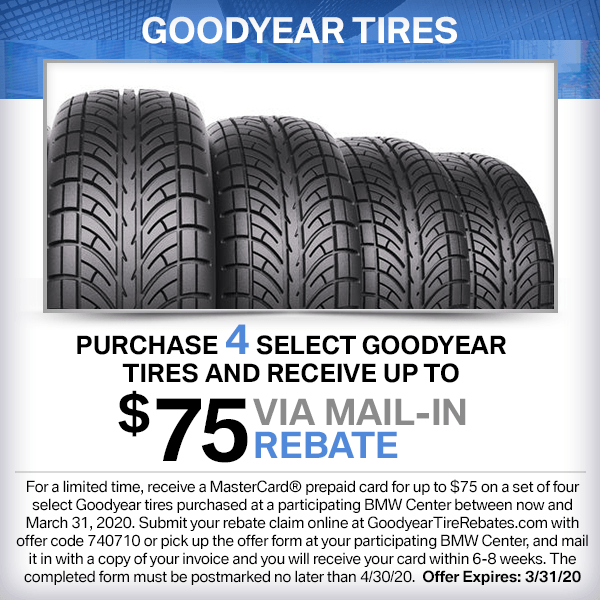 Save on genuine Goodyear Tires from parts department at our Torrance, CA location.