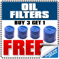 Genuine Subaru Oil Filters, Buy 3 get 1 free serving Los Angeles, California